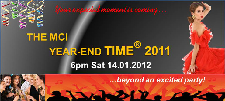 The MCI Year-End Time 2011