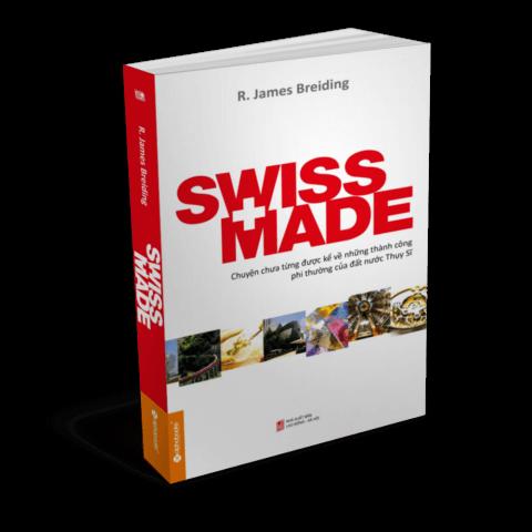 Sách tiết lộ bí quyết làm nên thành công của Thụy Sỹ