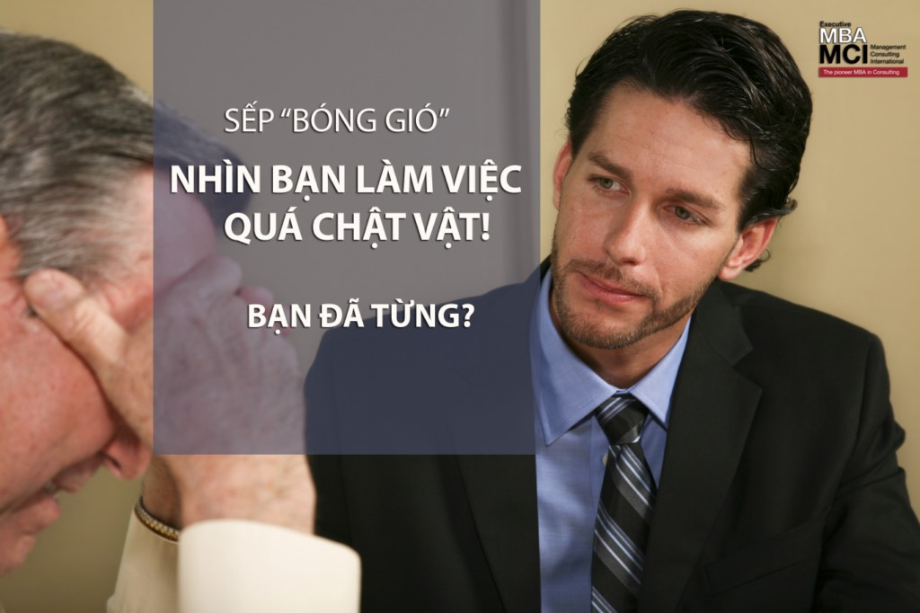 chat vat trong cong viec mba mci