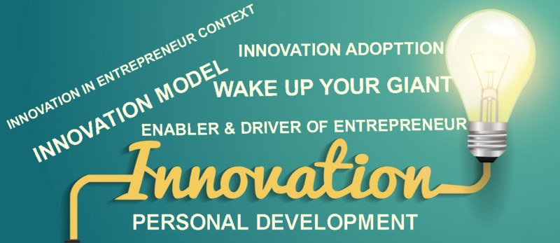 Innovation – In The Personal Development & Entrepreneur Context