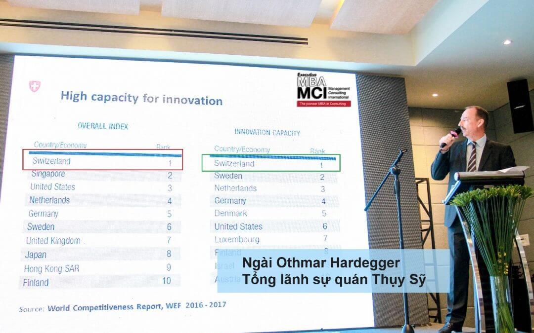 """Đánh thức """"Gã khổng lồ"""" tại hội thảo thông tin MCI 11.6"""