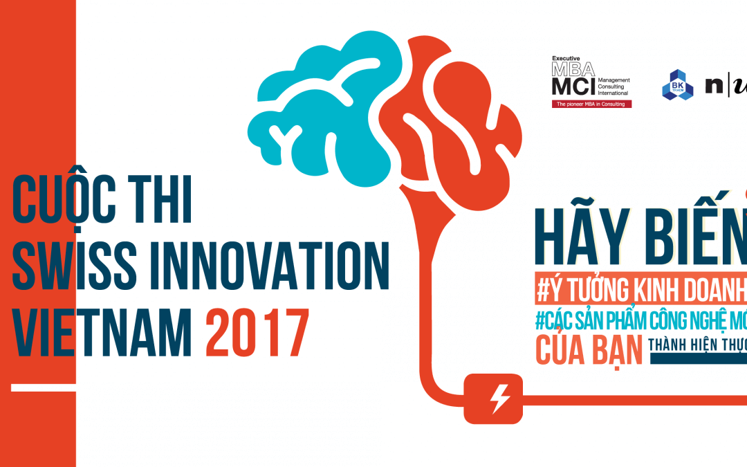 Vòng 1 cuộc thi Swiss Innovation 2017