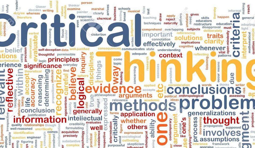 Tư duy phản biện – Thách thức các lối mòn