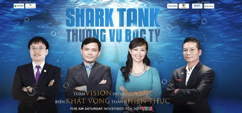 Shark Tank: Con số và những suy tính của nhà đầu tư trước dự án startup
