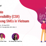 Consulting Cafe: Best Corporate Social Responsibility (CSR) practices among SMEs in Vietnam