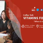 CoffeeTalk: Vitamins for Startup