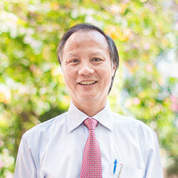 Assoc. Prof. Le Nguyen Hau