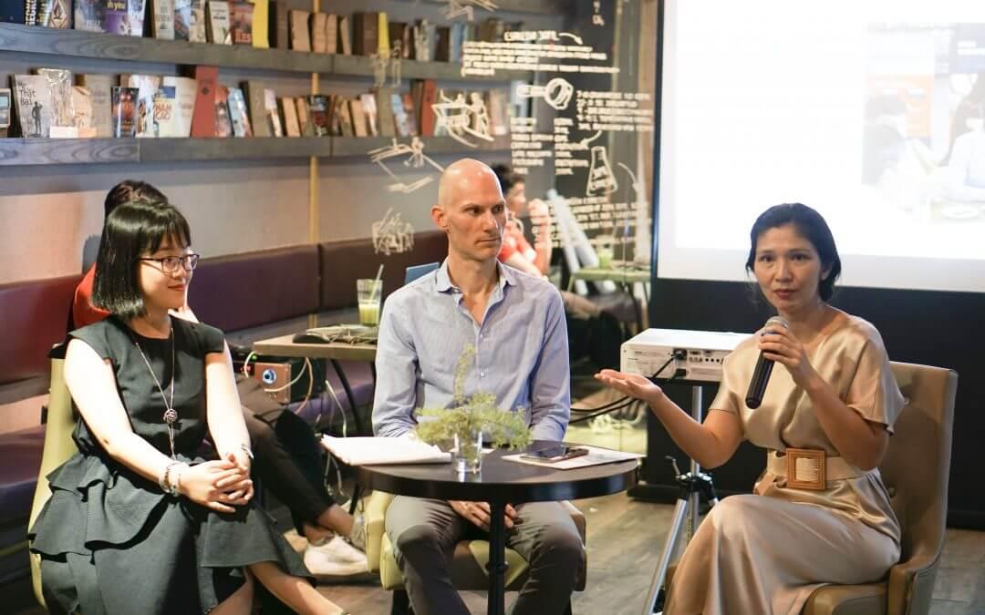 Consulting Café 64: Giải mã Phương pháp Lean Startup và cách áp dụng vào doanh nghiệp thực tế.