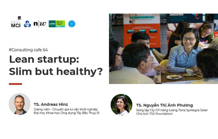 Consulting cafe 64: Lean startup: Slim but healthy?