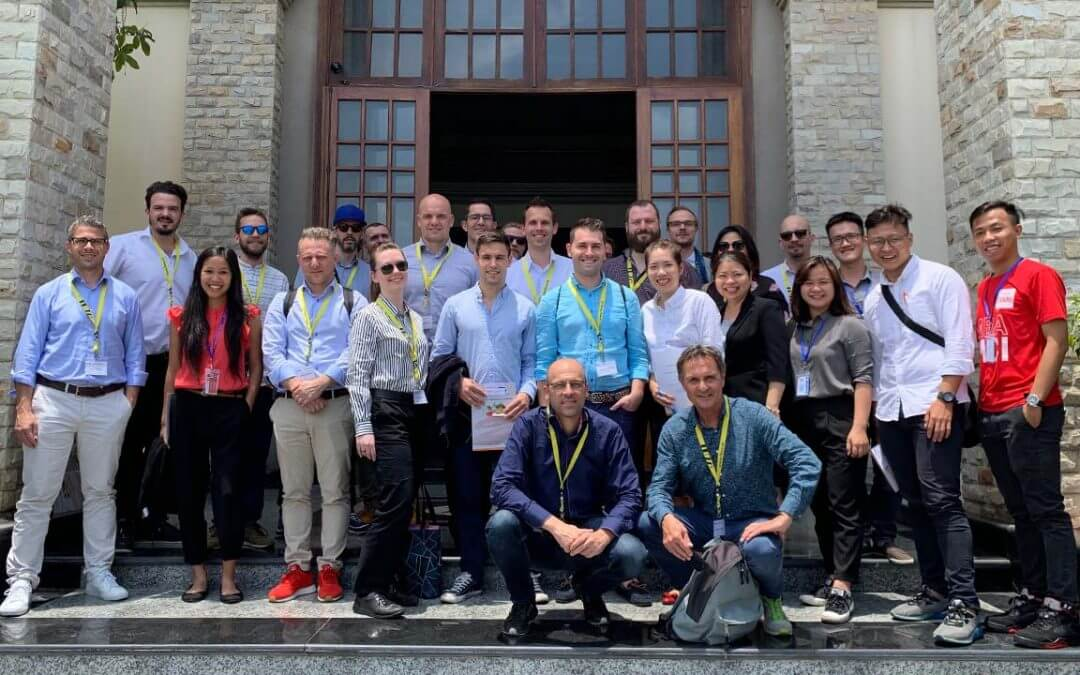 ASIA MBA STUDY TOUR 2019: AN INTELLECTUAL ADVENTURE