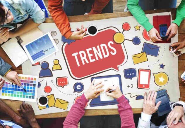 A modern business trend