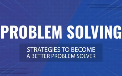 5 Problem Solving Strategies to Become a Better Problem Solver