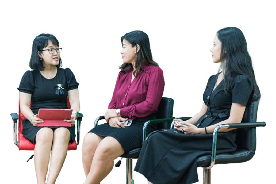 MBA-MCI Counselling Corner: Phụ nữ lãnh đạo bằng yêu thương