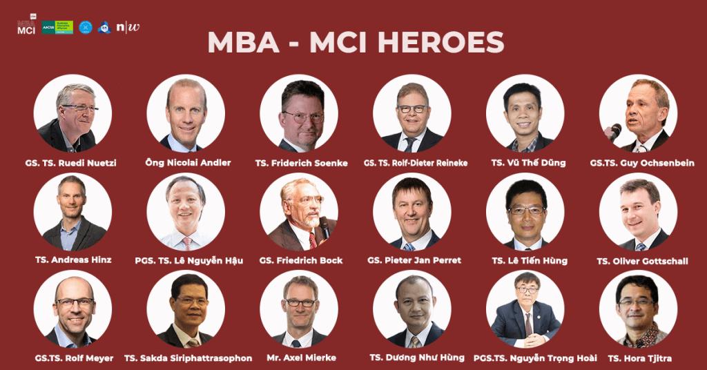 Doi ngu giang vien MBA-MCI