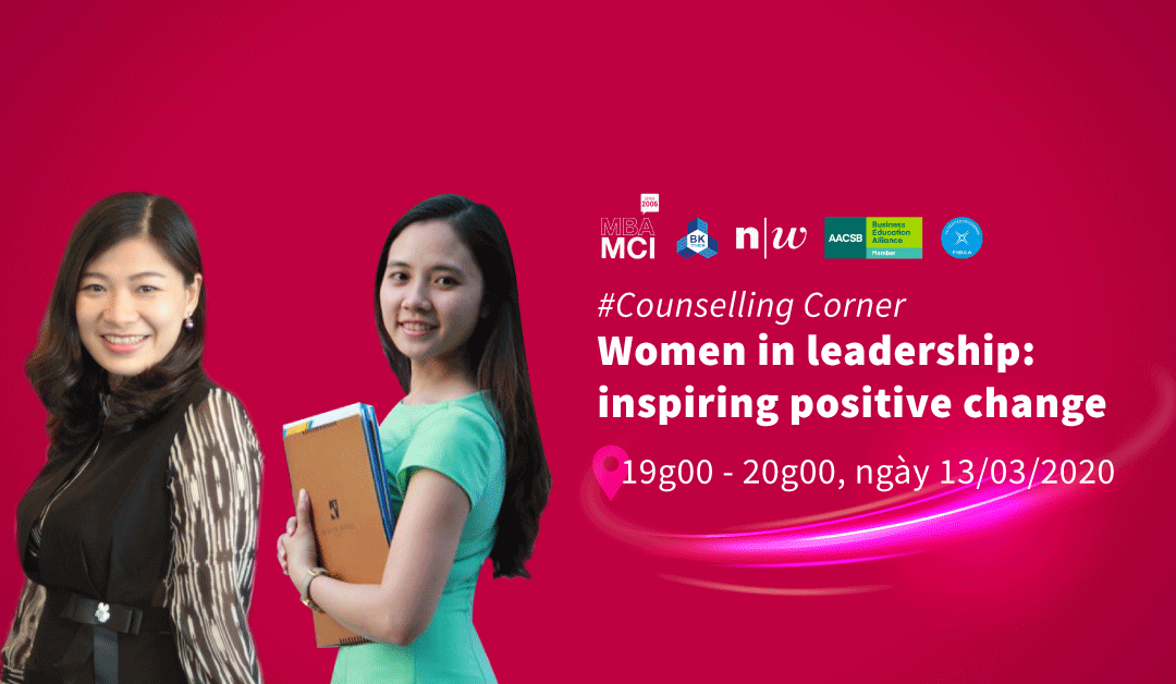 Livestream: Women in Leadership: Inspiring Positive Change