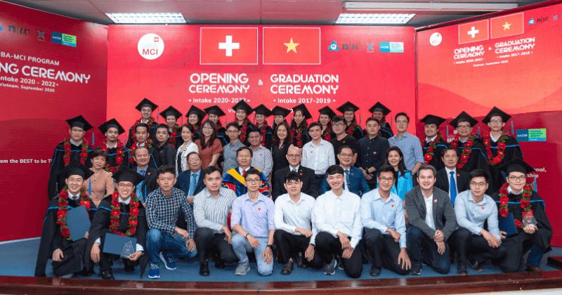 Graduation Ceremony Intake 2017-2019 & Opening Ceremony Intake 2020-2022
