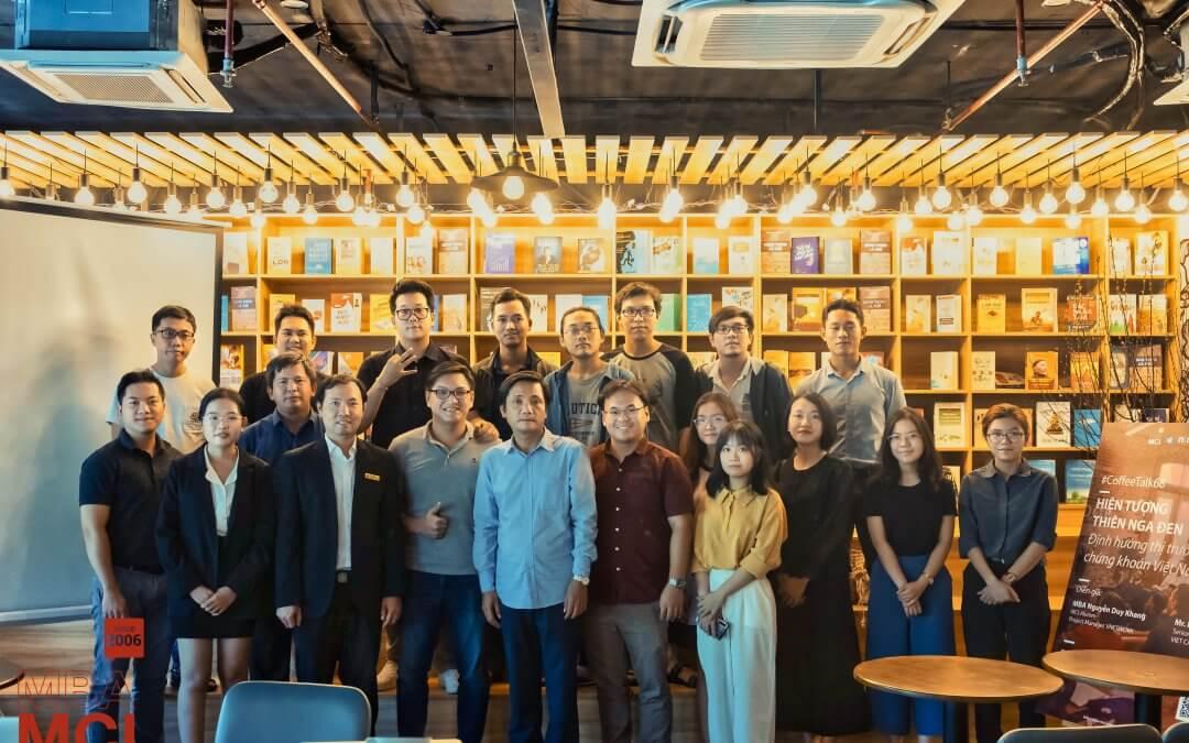 Coffee Talk #68: Hiện tượng Thiên nga đen –  Định hướng đầu tư thị trường chứng khoán Việt Nam