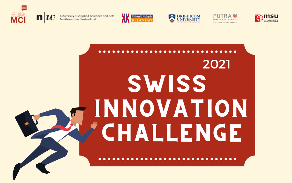 The comeback of Swiss Innovation Challenge 2021